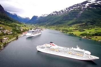 Norra - Keskoine paike ja Nordkapp.[01-4]